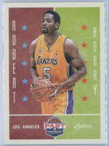 Robert Horry Panini Past And Present Basketball 2012-13 Base