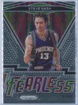 Steve Nash Panini Prizm Basketball 2020-21 Fearless