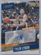 Tyler Lydon Panini Prestige Basketball 2017-18 Bonus Shots   Auto