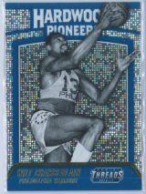 Wilt Chamberlain Panini Threads Basketball 2016-17 Hardwood Pioneers Dazle Parallel