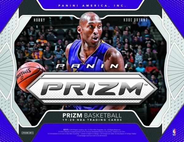300-Card Complete Set Panini Prizm 2019-20 Base