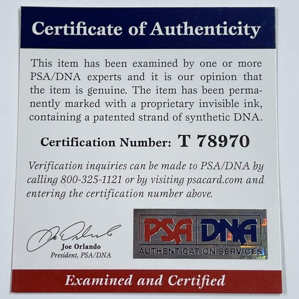 Julius 'Dr. J' Erving Signed Red Pro Style Jersey [PSA/DNA Auto Graded Gem Mint 10 T78970]