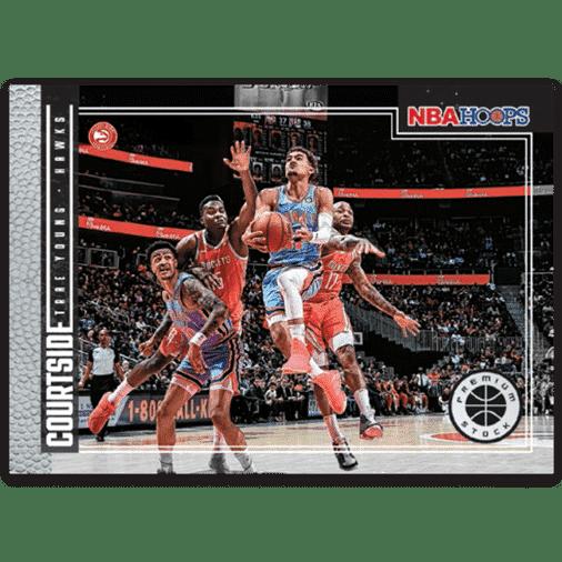 NBA Hoops Premium Courtside