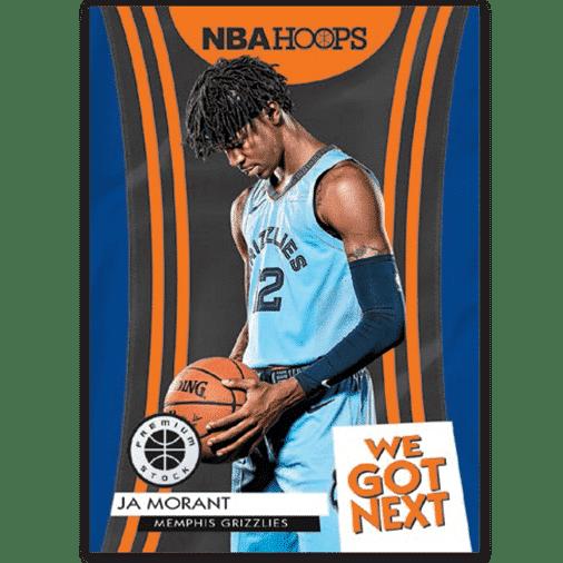 NBA Hoops Premium We Got Next Blue