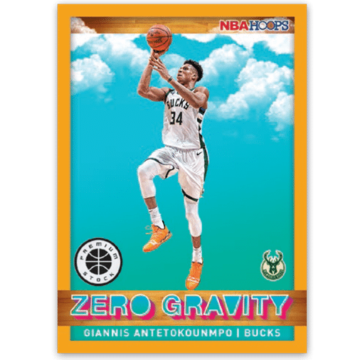 NBA Hoops Premium Zero Gravity Gold