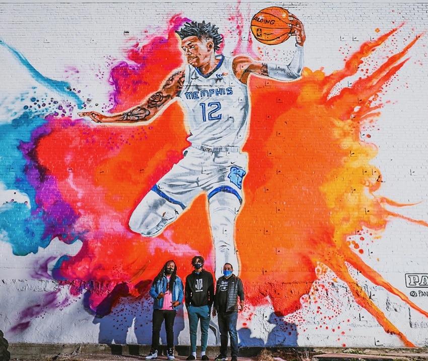 Panini America Signs Memphis Grizzlies Star Ja Morant to Exclusive Multiyear Agreement for Autographs, Memorabilia