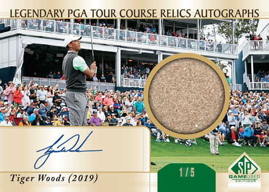 Upper Deck Announces Long-Awaited PGA TOUR Licensed Trading Card Product