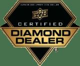 Upper Deck Certified Diamond Dealer